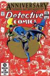 Detective Comics #526 comic books - cover scans photos Detective Comics #526 comic books - covers, picture gallery