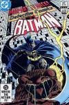 Detective Comics #527 comic books - cover scans photos Detective Comics #527 comic books - covers, picture gallery