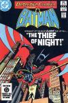 Detective Comics #529 comic books - cover scans photos Detective Comics #529 comic books - covers, picture gallery