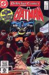 Detective Comics #533 comic books for sale