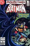Detective Comics #536 Comic Books - Covers, Scans, Photos  in Detective Comics Comic Books - Covers, Scans, Gallery