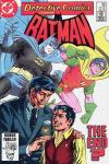 Detective Comics #542 comic books - cover scans photos Detective Comics #542 comic books - covers, picture gallery