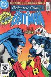 Detective Comics #543 Comic Books - Covers, Scans, Photos  in Detective Comics Comic Books - Covers, Scans, Gallery