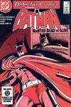 Detective Comics #546 comic books - cover scans photos Detective Comics #546 comic books - covers, picture gallery