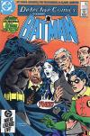 Detective Comics #547 comic books - cover scans photos Detective Comics #547 comic books - covers, picture gallery