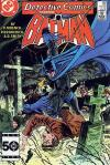 Detective Comics #552 Comic Books - Covers, Scans, Photos  in Detective Comics Comic Books - Covers, Scans, Gallery