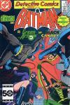 Detective Comics #559 comic books - cover scans photos Detective Comics #559 comic books - covers, picture gallery