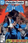 Detective Comics #565 comic books - cover scans photos Detective Comics #565 comic books - covers, picture gallery