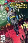 Detective Comics #568 comic books - cover scans photos Detective Comics #568 comic books - covers, picture gallery