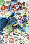 Detective Comics #569 comic books - cover scans photos Detective Comics #569 comic books - covers, picture gallery