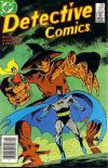 Detective Comics #571 comic books - cover scans photos Detective Comics #571 comic books - covers, picture gallery