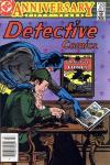 Detective Comics #572 comic books - cover scans photos Detective Comics #572 comic books - covers, picture gallery