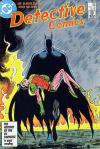 Detective Comics #574 comic books - cover scans photos Detective Comics #574 comic books - covers, picture gallery