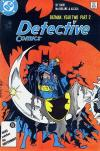 Detective Comics #576 comic books - cover scans photos Detective Comics #576 comic books - covers, picture gallery