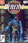 Detective Comics #582 comic books - cover scans photos Detective Comics #582 comic books - covers, picture gallery