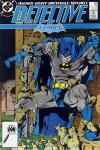 Detective Comics #585 comic books - cover scans photos Detective Comics #585 comic books - covers, picture gallery