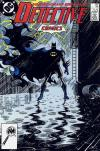 Detective Comics #587 comic books - cover scans photos Detective Comics #587 comic books - covers, picture gallery
