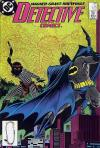 Detective Comics #591 comic books - cover scans photos Detective Comics #591 comic books - covers, picture gallery