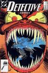 Detective Comics #593 comic books - cover scans photos Detective Comics #593 comic books - covers, picture gallery
