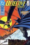 Detective Comics #595 comic books - cover scans photos Detective Comics #595 comic books - covers, picture gallery