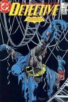 Detective Comics #596 comic books - cover scans photos Detective Comics #596 comic books - covers, picture gallery
