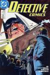 Detective Comics #597 comic books - cover scans photos Detective Comics #597 comic books - covers, picture gallery