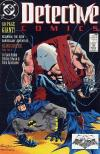Detective Comics #598 comic books - cover scans photos Detective Comics #598 comic books - covers, picture gallery