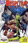 Detective Comics #599 comic books - cover scans photos Detective Comics #599 comic books - covers, picture gallery