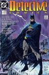 Detective Comics #600 comic books - cover scans photos Detective Comics #600 comic books - covers, picture gallery