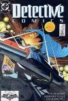 Detective Comics #601 comic books - cover scans photos Detective Comics #601 comic books - covers, picture gallery