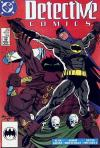 Detective Comics #602 comic books - cover scans photos Detective Comics #602 comic books - covers, picture gallery