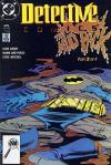 Detective Comics #605 comic books - cover scans photos Detective Comics #605 comic books - covers, picture gallery