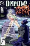 Detective Comics #606 comic books - cover scans photos Detective Comics #606 comic books - covers, picture gallery