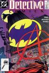 Detective Comics #608 comic books - cover scans photos Detective Comics #608 comic books - covers, picture gallery