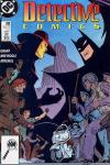 Detective Comics #609 comic books - cover scans photos Detective Comics #609 comic books - covers, picture gallery