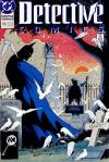 Detective Comics #610 comic books - cover scans photos Detective Comics #610 comic books - covers, picture gallery