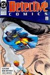 Detective Comics #611 comic books - cover scans photos Detective Comics #611 comic books - covers, picture gallery