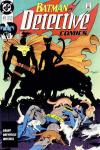 Detective Comics #612 comic books - cover scans photos Detective Comics #612 comic books - covers, picture gallery