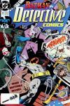 Detective Comics #613 comic books - cover scans photos Detective Comics #613 comic books - covers, picture gallery