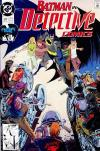 Detective Comics #614 comic books - cover scans photos Detective Comics #614 comic books - covers, picture gallery