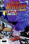 Detective Comics #615 comic books - cover scans photos Detective Comics #615 comic books - covers, picture gallery
