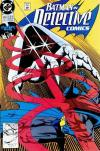 Detective Comics #616 comic books - cover scans photos Detective Comics #616 comic books - covers, picture gallery