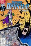 Detective Comics #617 comic books - cover scans photos Detective Comics #617 comic books - covers, picture gallery