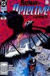 Detective Comics #618 comic books - cover scans photos Detective Comics #618 comic books - covers, picture gallery