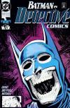 Detective Comics #620 comic books - cover scans photos Detective Comics #620 comic books - covers, picture gallery