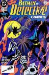 Detective Comics #621 comic books - cover scans photos Detective Comics #621 comic books - covers, picture gallery