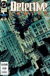 Detective Comics #626 comic books - cover scans photos Detective Comics #626 comic books - covers, picture gallery