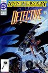 Detective Comics #627 comic books - cover scans photos Detective Comics #627 comic books - covers, picture gallery