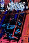 Detective Comics #628 comic books - cover scans photos Detective Comics #628 comic books - covers, picture gallery