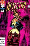 Detective Comics #629 comic books - cover scans photos Detective Comics #629 comic books - covers, picture gallery